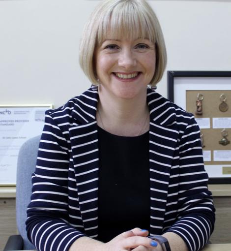 Claire Robins OBE